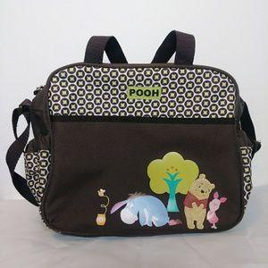 Disney Winnie The Pooh Small Diaper Bag